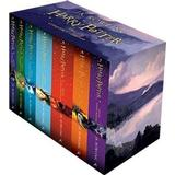 Books Harry Potter Box Set: The Complete Collection (Children's Paperback)