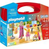 Play Set Accessories Playmobil Fashion Boutique Carry Case 5652
