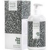 Toiletries Australian Bodycare Clean & Refresh Body Wash Tea Tree Oil500ml