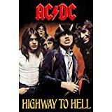 Posters GB Eye AC/DC Highway to Hell Maxi 61x91.5cm Poster