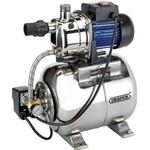Draper Booster Pump Stainless Steel Body 3200