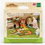 Dollhouse Accessories Sylvanian Families Vegetable Garden Set