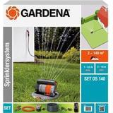 Pop-up system Gardena Pop-up Sprinkler Set OS140