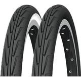 Bicycle Tires Michelin City'J 22x13/8 (37-451)