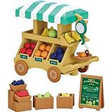 Shop Toys Sylvanian Families Fruit Wagon