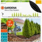 Irrigation Gardena Micro Drip System Set Planted Rows M Automatic 25m