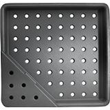 Ignition Napoleon Cast Iron Charcoal and Smoker Tray 67732