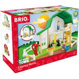 Wooden Figures BRIO Country Home 30313