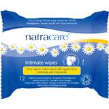 Intimate Wipes Natracare Organic Cotton Intimate Wipes 12-pack