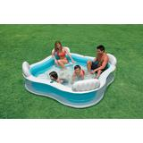 Inflatable Pool Intex Family Pool 229x229cm