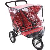 Pushchair Covers Out 'n' About Double Nipper Raincover