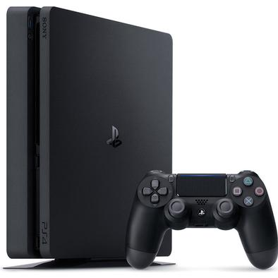 Game Consoles Sony Playstation 4 Slim 1TB - Black Edition