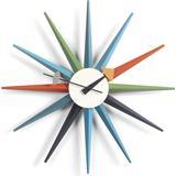 Wall Clocks Vitra Sunburst Wall Clock