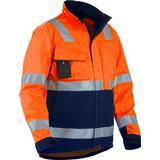 Men - Warning Jacket Work Jacket Blåkläder 4064 High Vis Jacket