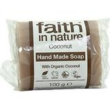Bar Soaps Faith in Nature Coconut Soap 100g