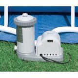 Swimming Pools & Accessories Intex Pool Filter Pump 165W