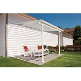 Patio Awning Palram Feria Terrace Cover Awning 9m² 3×3.05m