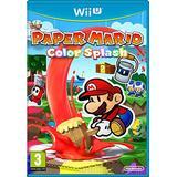 Nintendo Wii U Games Paper Mario: Color Splash
