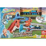 Train Track Set Fisher Price Thomas & Friends Thomas Adventures Thomas Great Dino Delivery