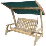 Outdoor Furniture Alexander Rose Pine Farmers Swing Hammock