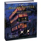 Harry Potter and the Prisoner of Azkaban: illustrated edition, Hardback