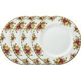 Dinner Plates Royal Albert Old Country Roses Dinner Plate 27 cm 4 pcs