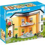 Playmobil city Toys Playmobil Modern House 9266