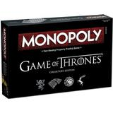 Board Games for Adults Monopoly: Game of Thrones Collector's Edition