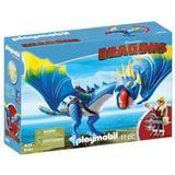 Toy Figures Playmobil Astrid & Stormfly 9247