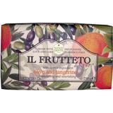 Bar Soaps Nesti Dante IL Frutteto Olive Oil & Tangerine Soap 250g