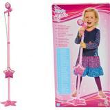 Accessories Simba My Music World Girls Microphone Stand