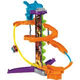 Train Track Set Fisher Price Thomas & Friends Minis Steelworks Stunt Set