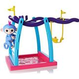 Interactive Pets Wowwee Fingerlings Monkey Bars & Swing