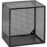Nordal Wire Box 32cm Wall Cabinet