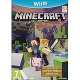 Nintendo Wii U Games Minecraft