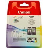 Canon PG-510/CL-511 2-pack