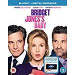 Bridget Jones's Baby (Blu-ray + Digital Download) [2016]