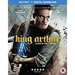 King Arthur: Legend of the Sword [Blu-ray + Digital Download] [2017] [Region Free]
