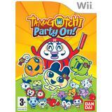 Nintendo Wii Games Tamagotchi: Party On!
