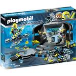 Playmobil Dr. Drone's Command Center 9250