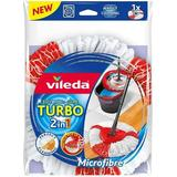 Accessories Cleaning Equipment Vileda Turbo 2in1 Mopping Head