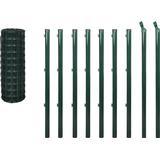 Fence Kits vidaXL Set Euro Fence 10mx120cm