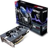 Graphics Cards Sapphire Nitro+ Radeon RX 580 4GD5 (11265-07-20G)