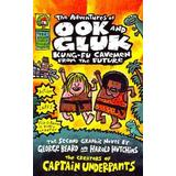Books The Adventures of Ook and Gluk, Kung-Fu Cavemen from the Future (Captain Underpants)