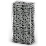 vidaXL Gabion Basket Wall with Lids 100x50x30cm