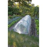 Mini Greenhouses Nature Tunnel 3.5m² Stainless steel Plastic
