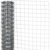 Welded Wire Fence Nature Wire Mesh Square 5mx100cm