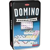 Board Games Tactic Double 9 Domino