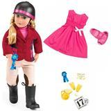Fashion Dolls Our Generation Lily Anna Doll