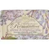 Bar Soaps Nesti Dante Romantica Tuscan Wisteria & Lilac Soap 250g